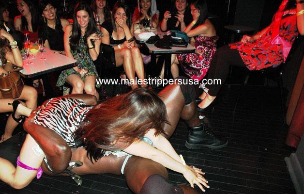 Those Las party stripper vegas lecken